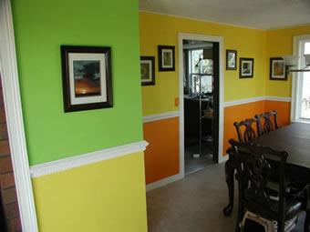 painting decorating price list